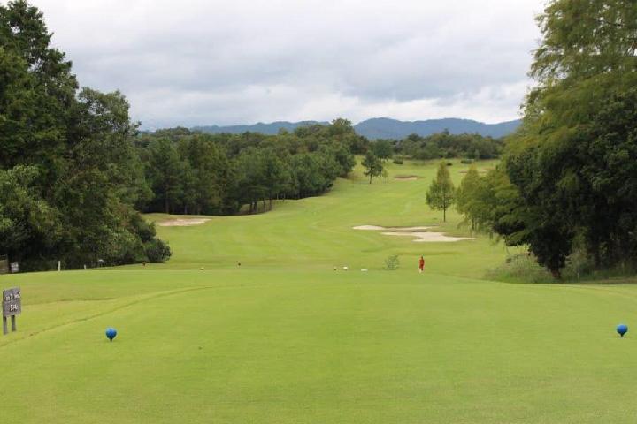 日野ゴルフ倶楽部 キングコース